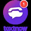 دانلود برنامه ساخت شماره مجازی رایگان TextNow 21.7.0.2 اندروید