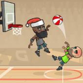 دانلود بازی بسکتبال دو نفره Basketball Battle 2.1.15 اندروید + مود