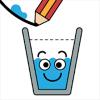 دانلود بازی پازلی لیوان خوشحال Happy Glass 1.0.47 اندروید