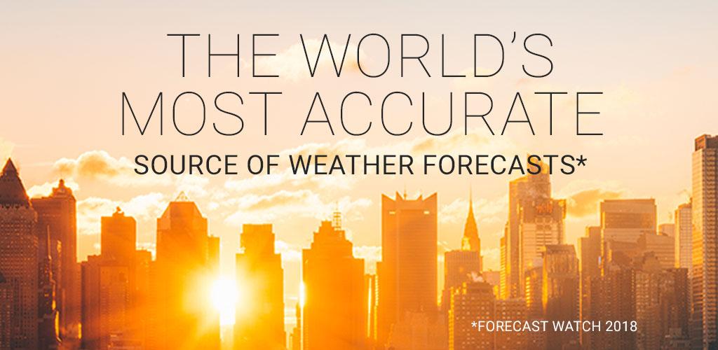 دانلود برنامه هواشناسی آکاودر اندروید