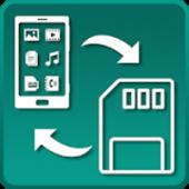 دانلود برنامه انتقال خودکار فایل به اس دی کارت Auto Move 1.2.5 اندروید