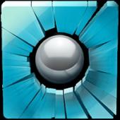 دانلود بازی اعتیادآور شکستن شیشه ها Smash Hit 1.4.2 اندروید