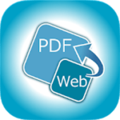 دانلود برنامه تبدیل صفحات وب به پی دی اف Convert web to PDF 4.8.15 اندروید