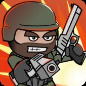 دانلود بازی ارتش احمق Doodle Army 2 : Mini Militia 4.3.5 اندروید