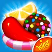 دانلود کندی کراش Candy Crush Saga 1.201.0.3 بازی حذف آب نبات اندروید