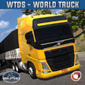 دانلود بازی شبیه ساز رانندگی کامیون World Truck Driving Simulator 1.200 اندروید
